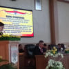 DPRD Minsel Gelar Rapat Paripurna Mendengarkan Pidato Kenegaraan Presiden RI