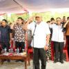 Sambut HUT Provinsi Sulut Ke 55, OD-SK Ziarah Ke Makam FH Sualang
