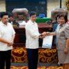 DPRD Manado Gelar Paripurna Penandatanganan Nota Kesepahaman KUA PPAS APBD 2020