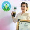 Diserahkan Mendagri, Wawali SAS Terima Penghargaan Swasti Saba