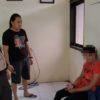 Aniaya Pipi Sari,Pelaku Diamankan Tim URC Totosik Polres Tomohon