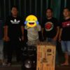 Curi Tas Pedagang, Pengangguran Diringkus Tim Macan Resmob Polresta Manado