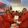 Daftar Calon Bupati Minut,Joune Ganda Optimis Direstui DPP PDI Perjuangan