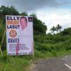 APK Ketua Berkarya Sulut Gunakan Lambang Partai Nasdem