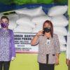 Pemkab Minsel Terima Bantuan Sembako dari Bank SulutGo