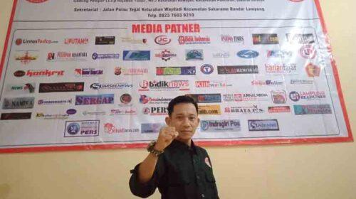 FPII Setwil Lampung Akan Gelar Aksi Terkait Dugaan Pemukulan Wartawan Oleh Ketua DPRD Lampura